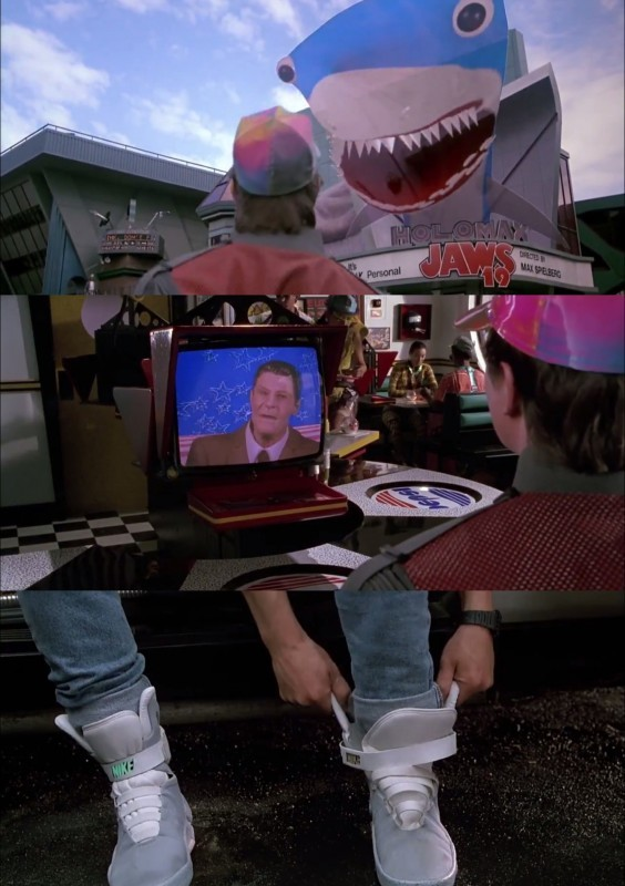 back_to_the_future_3D_Robotic_Waiter_Self_Tying_Shoes