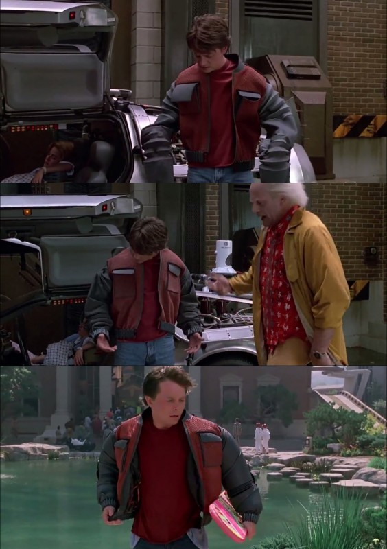 back_to_the_future_Self_Adjusting_And_Drying_Clothes